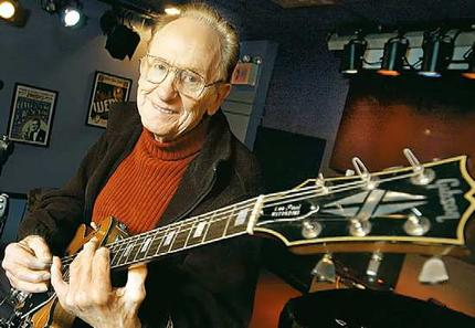les paul Top 10 Best Guitarists Of All Time
