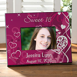photo frame 10 Best Sweet Sixteen Birthday Gifts