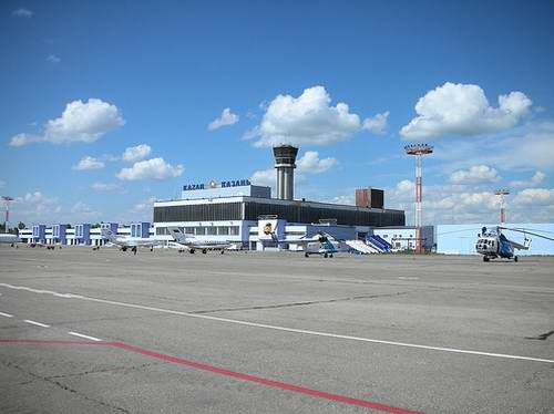 russia Top 10 Countries With Most Airports