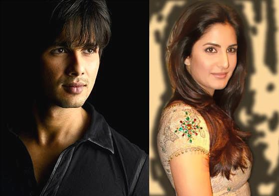 shahid and katrina Top 10 Bollywood Couples Who Have Been Never Paired On Screen