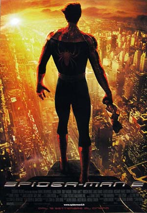 spiderman 2 Top 10 SuperHero Movies