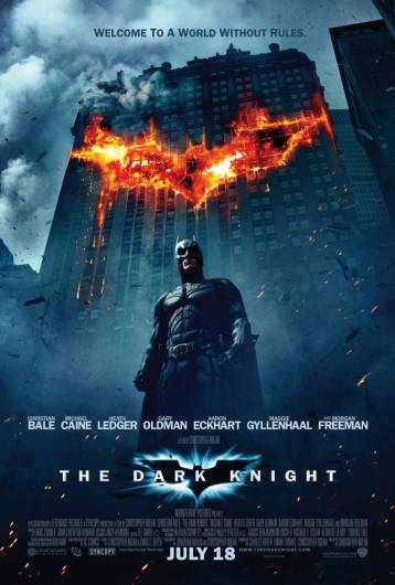the dark knight Top 10 SuperHero Movies