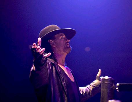 the undertaker 10 Reasons Why WWE Is Declining