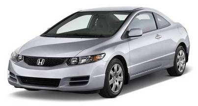 1. Honda Civic Top 10 Most Overpriced Cars in 2011