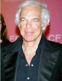 1. Ralph Lauren Top 10 Best Dress Designers in the World