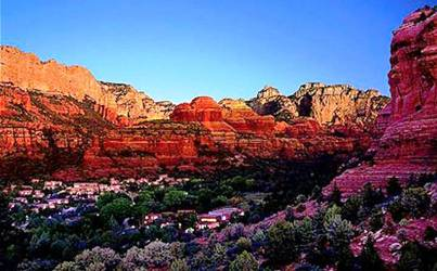 1. Red Rock Country Arizona Top 10 Most Beautiful Places to Visit in North America