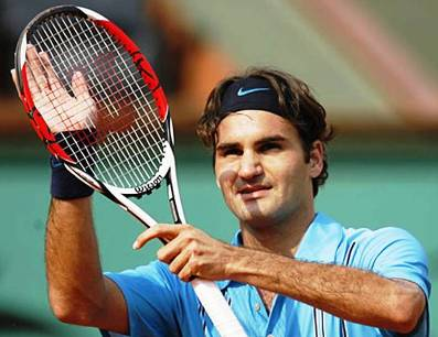 1. Roger Federer Top 10 Richest Athletes in 2011