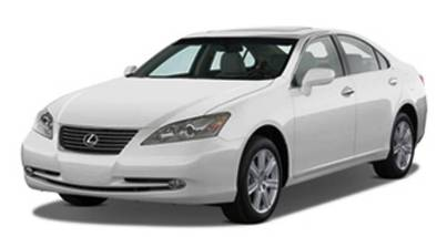 10. Lexus ES3501 Top 10 Most Overpriced Cars in 2011