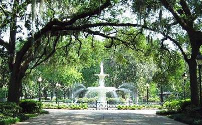 10. Savannah Georgia Top 10 Most Beautiful Places to Visit in North America