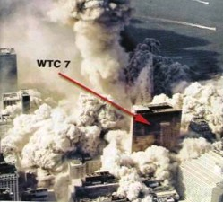 2. Building 7 Collapsed e1314813288196 10 Interesting Facts About 9/11 Attacks   10th Anniversary Special