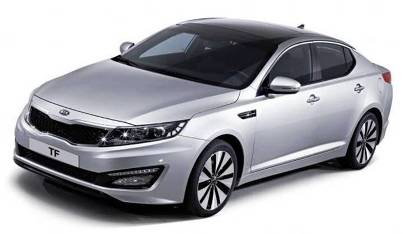 2. Kia Optima Top 10 Most Overpriced Cars in 2011