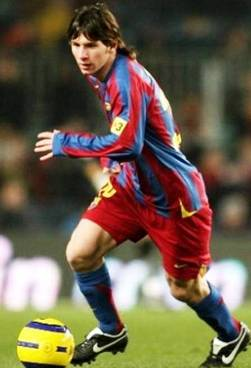 2. Lionel Messi Top 10 Richest Athletes in 2011