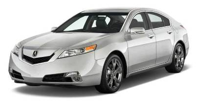 3. Acura TL Top 10 Most Overpriced Cars in 2011