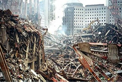 3. The Evidence Was Melted Down e1314813212141 10 Interesting Facts About 9/11 Attacks   10th Anniversary Special