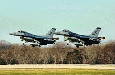 4. Jet Fighters Were Late for Two Hours e1314813163890 10 Interesting Facts About 9/11 Attacks   10th Anniversary Special