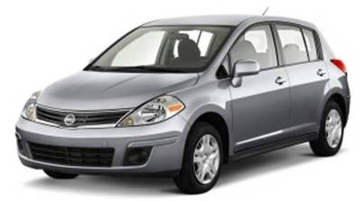 4. Nissan Versa Top 10 Most Overpriced Cars in 2011