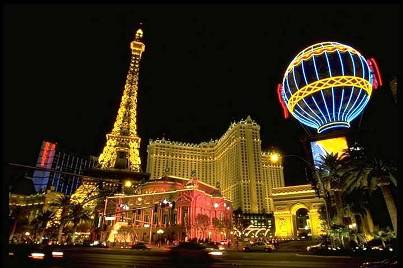 6. Las Vegas Nevada Top 10 Most Beautiful Places to Visit in North America
