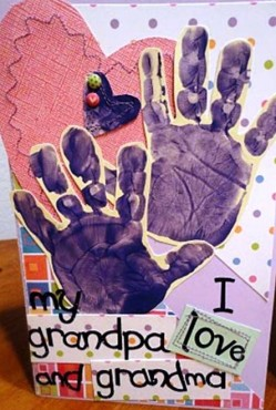 7. Homemade Crafts e1314704346648 10 Best Grandparents Day Gifts in 2011