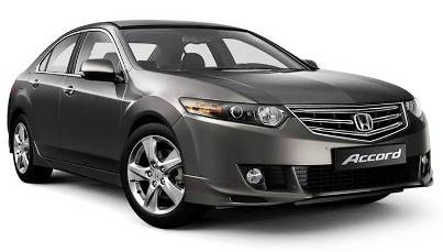 7. Honda Accord Top 10 Most Overpriced Cars in 2011