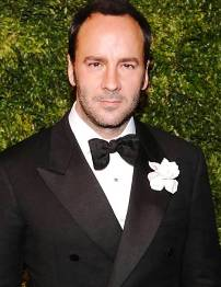 7. Tom Ford Top 10 Best Dress Designers in the World