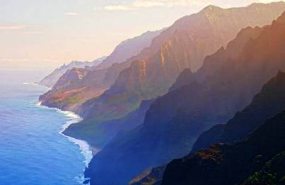 8. Na Pali Coast Hawaii Top 10 Most Beautiful Places to Visit in North America