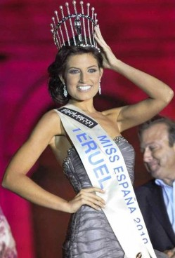 8. Paula Guillo – Ms. Spain e1314683326229 10 Hottest Miss Universe Contestants in 2011