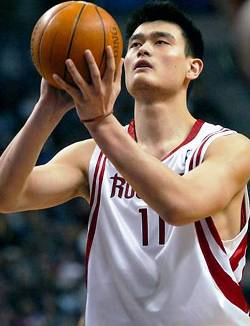 8. Yao Ming Top 10 Richest Athletes in 2011