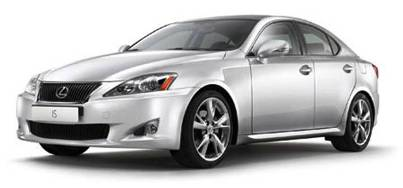 9. Lexus IS250 Top 10 Most Overpriced Cars in 2011