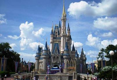 9. Walt Disney World Florida Top 10 Most Beautiful Places to Visit in North America