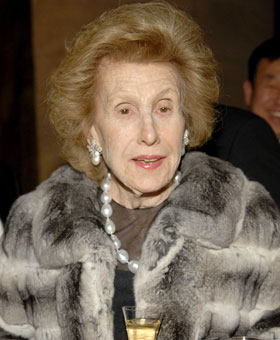 Anne Cox Chambers Top 10 Richest Women in The World   2011