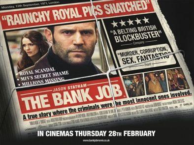 Bank job ver2 Top 10 Best Jason Statham Movies