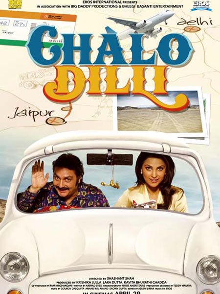 Chalo Dilli 2011 Top 10 Funny Bollywood Movies in 2011 