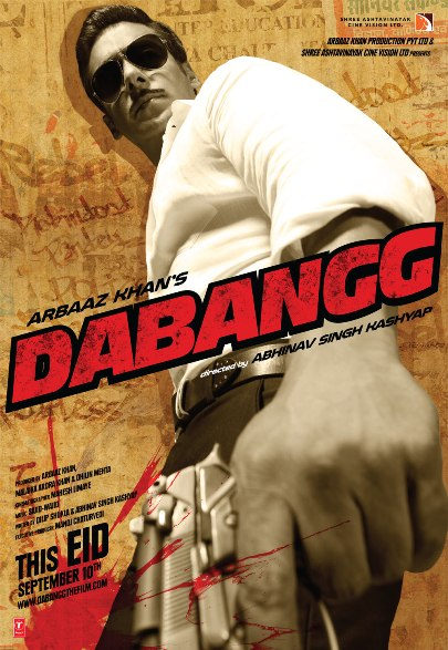 Dabangg Top 10 Highest Grossing Bollywood Films