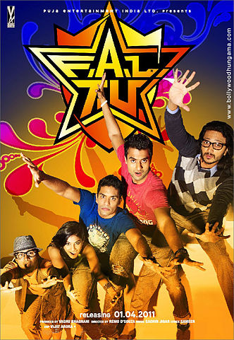 F.A.L.T.U Top 10 Funny Bollywood Movies in 2011 