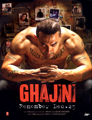 Ghajini Top 10 Highest Grossing Bollywood Films