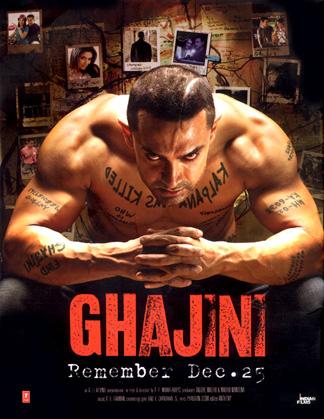 Ghajini Top 10 Highest Grossing Bollywood Films