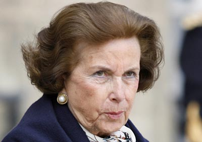 Liliane Bettencourt Top 10 Richest Women in The World   2011