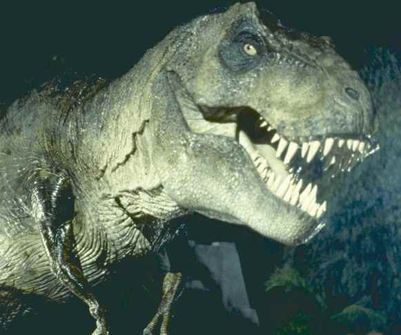 T Rex 10 Most Popular CGI Characters
