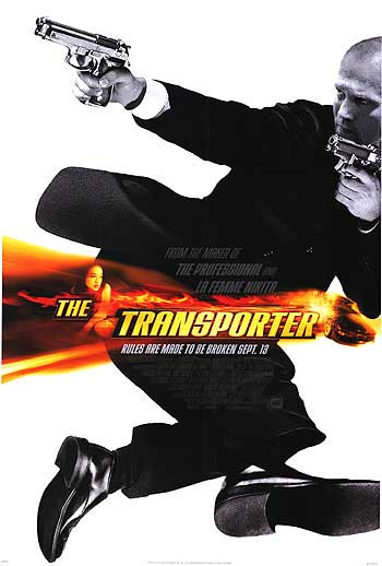 The Transporter Top 10 Best Jason Statham Movies