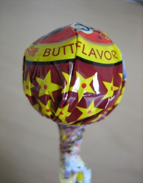 butt flavor 10 Weirdest Candy Names   [PHOTOS]