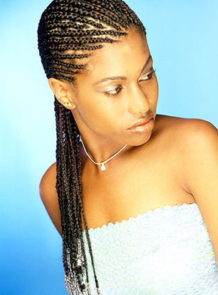 cornrow Top 10 Best Curly Hairstyles