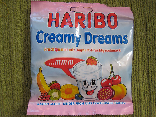 cremy dreams 10 Weirdest Candy Names   [PHOTOS]