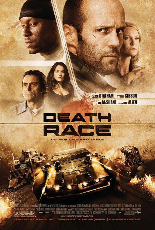death race Top 10 Best Jason Statham Movies