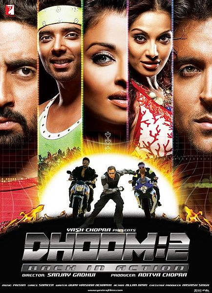 dhoom 2 Top 10 Highest Grossing Bollywood Films