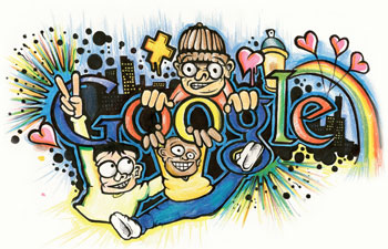 google Top 10 Best Google Doodles So Far