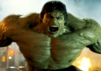 hulk 10 Most Popular CGI Characters