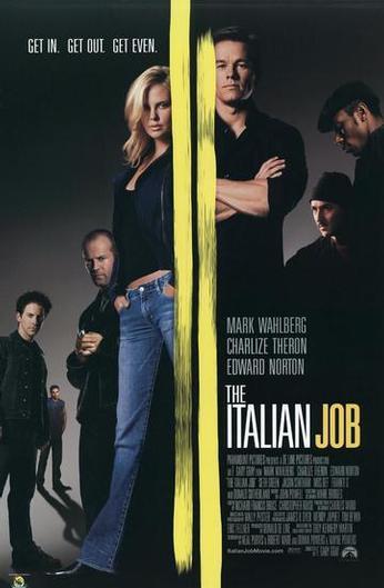 italian job Top 10 Best Jason Statham Movies
