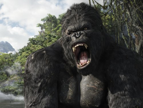 king kong 10 Most Popular CGI Characters