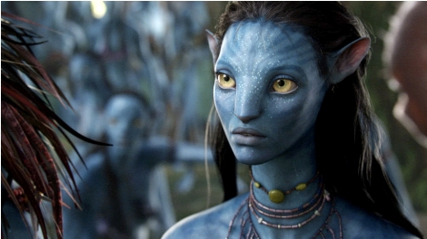 neytiri 10 Most Popular CGI Characters