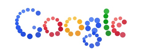 particle logo Top 10 Best Google Doodles So Far